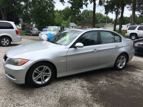 2008 BMW 3 Series for sale at Antique Motors in Plymouth IN