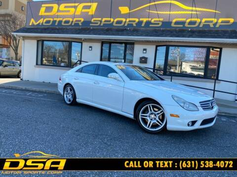 2006 Mercedes-Benz CLS for sale at DSA Motor Sports Corp in Commack NY
