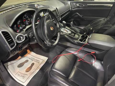 2014 Porsche Cayenne for sale at Trocci's Auto Sales in West Pittsburg PA