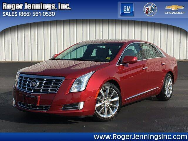 2014 Cadillac XTS for sale at ROGER JENNINGS INC in Hillsboro IL