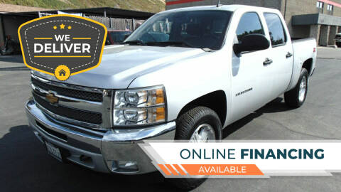 2013 Chevrolet Silverado 1500 for sale at So Cal Performance in San Diego CA
