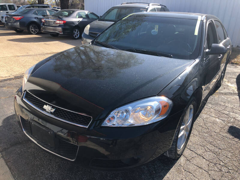 2014 Chevrolet Impala Limited for sale at Best Deal Motors in Saint Charles MO