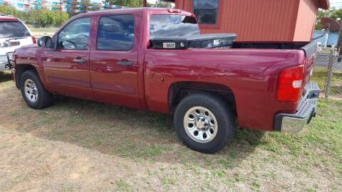 2007 Chevrolet Silverado 1500 for sale at Rons Auto Sales in Stockdale TX