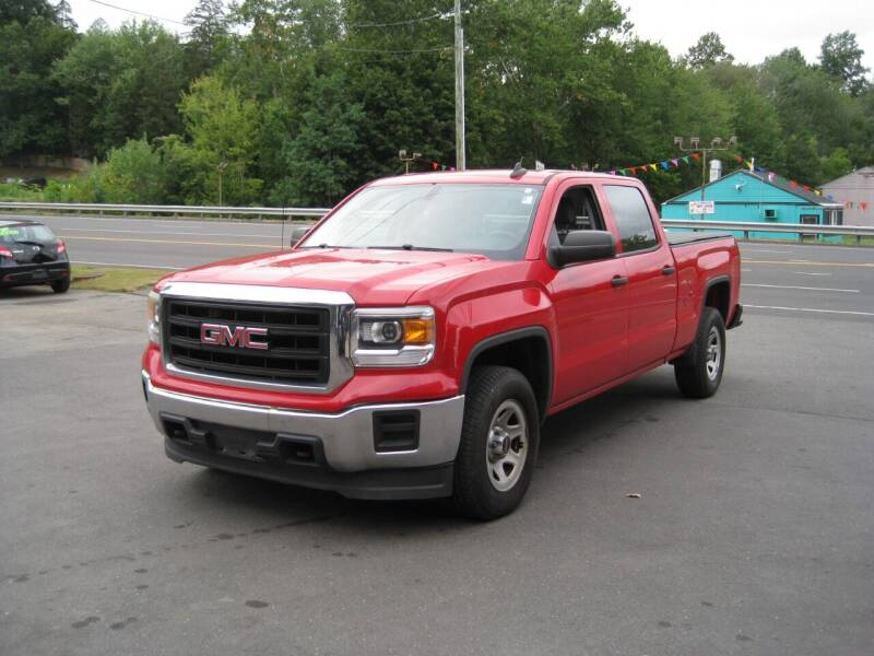 2015 GMC Sierra 1500 for sale at Middlesex Auto Center in Middlefield CT