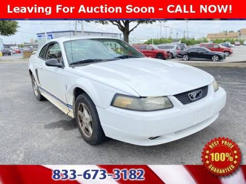 2003 Ford Mustang for sale at Glenbrook Dodge Chrysler Jeep Ram and Fiat in Fort Wayne IN