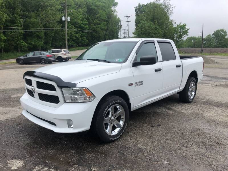 2017 RAM Ram Pickup 1500 for sale at THATCHER AUTO SALES in Export PA