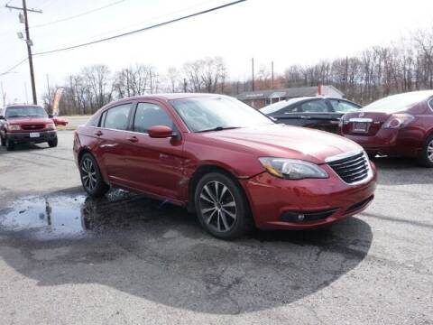 2013 Chrysler 200 for sale at Budget Auto Sales & Services in Havre De Grace MD