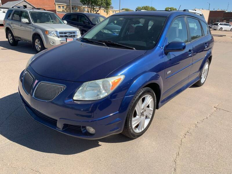 2006 Pontiac Vibe for sale at Spady Used Cars in Holdrege NE