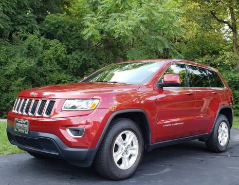 2014 Jeep Grand Cherokee for sale at The Motor Collection in Columbus OH