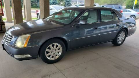 2009 Cadillac DTS for sale at City Auto Sales in La Crosse WI