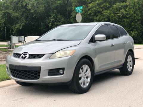 2007 Mazda CX-7 for sale at L G AUTO SALES in Boynton Beach FL