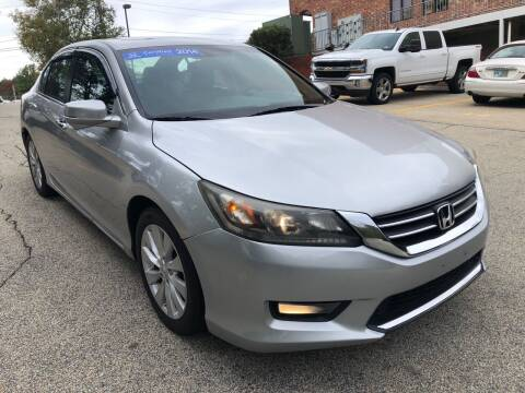 2014 Honda Accord for sale at Welcome Motors LLC in Haverhill MA