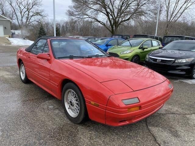 1988 Mazda RX-7 for sale at K&M Wayland Chrysler  Dodge Jeep Ram in Wayland MI