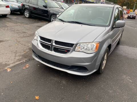 2013 Dodge Grand Caravan for sale at Manchester Motors in Manchester CT