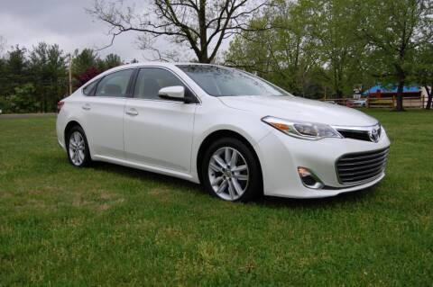 2013 Toyota Avalon for sale at New Hope Auto Sales in New Hope PA