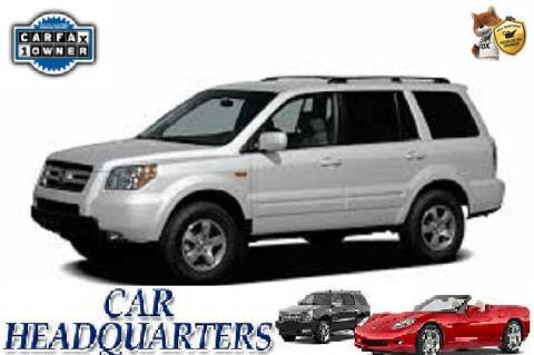 2005 Honda Pilot for sale at CAR  HEADQUARTERS in New Windsor NY