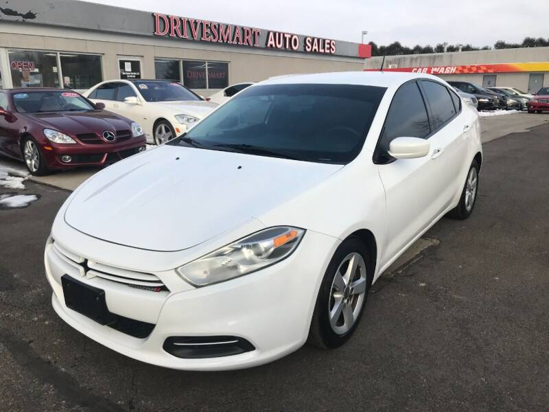 2016 Dodge Dart for sale at DriveSmart Auto Sales in West Chester OH