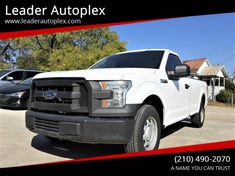 2016 Ford F-150 for sale at Leader Autoplex in San Antonio TX