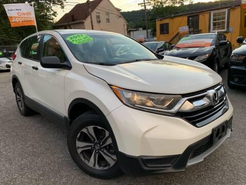 2017 Honda CR-V for sale at Auto Universe Inc. in Paterson NJ