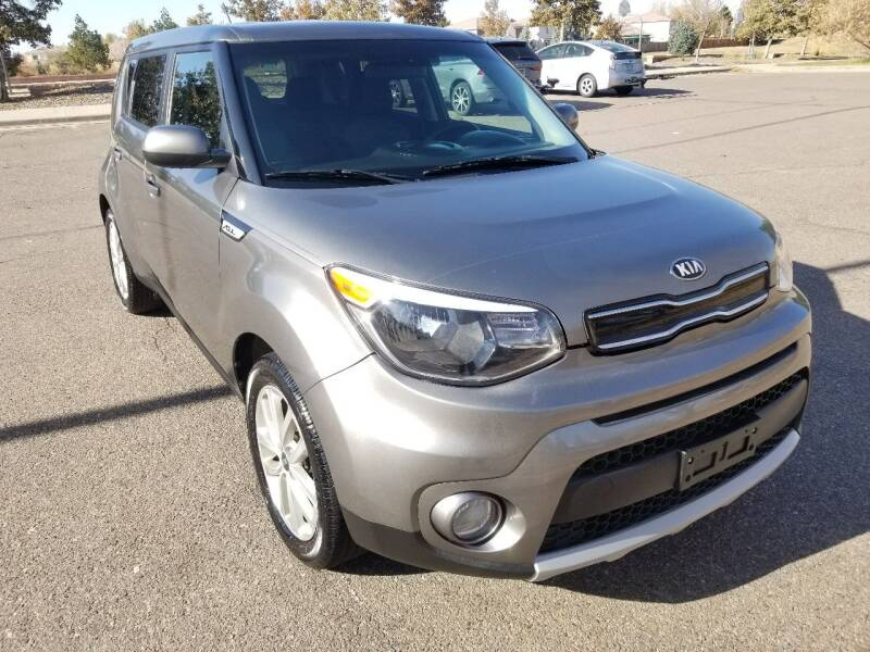 2019 Kia Soul for sale at Red Rock's Autos in Denver CO
