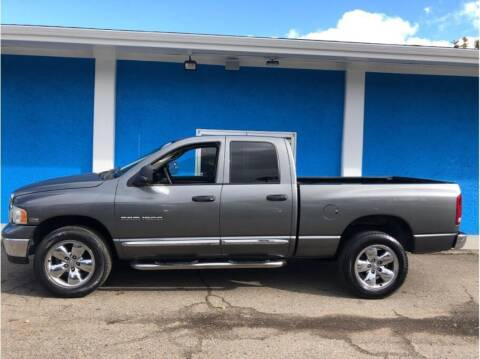 2005 Dodge Ram Pickup 1500 for sale at Khodas Cars in Gilroy CA