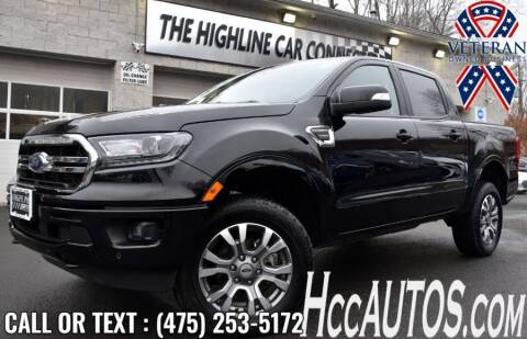 2020 Ford Ranger for sale at The Highline Car Connection in Waterbury CT