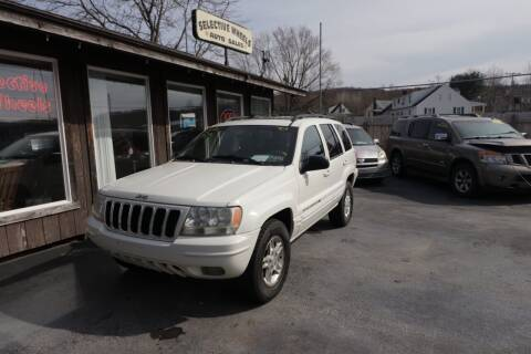 2001 Jeep Grand Cherokee for sale at Selective Wheels in Windber PA