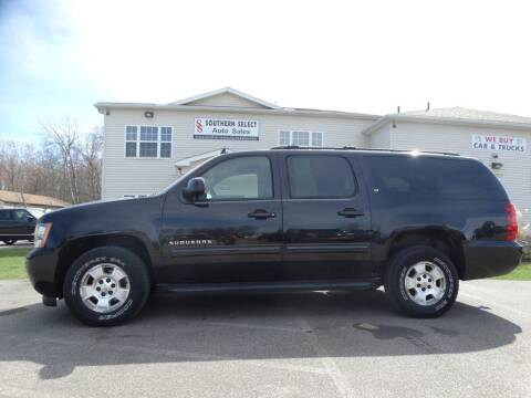 2011 Chevrolet Suburban for sale at SOUTHERN SELECT AUTO SALES in Medina OH