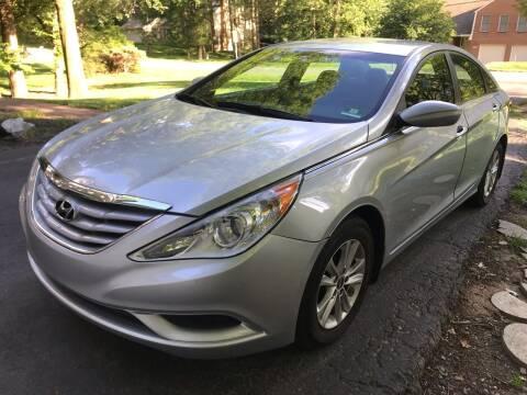 2012 Hyundai Sonata for sale at CARDEPOT AUTO SALES LLC in Hyattsville MD