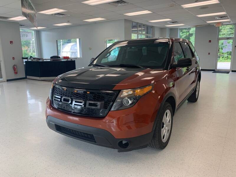 2015 Ford Explorer AWD Police Interceptor 4dr SUV - Phillipston MA