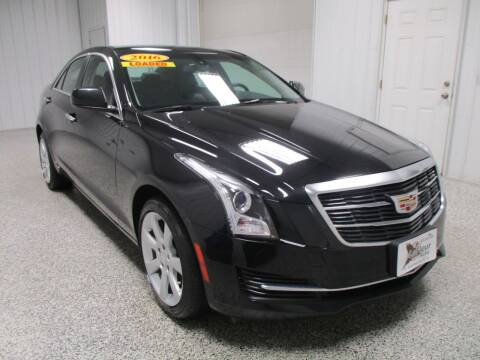 2016 Cadillac ATS for sale at LaFleur Auto Sales in North Sioux City SD