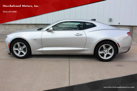 2017 Chevrolet Camaro for sale at Harchelroad Motors, Inc. in Imperial NE