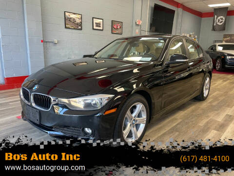 2014 BMW 3 Series for sale at Bos Auto Inc in Quincy MA