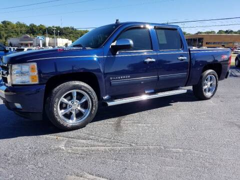 2011 Chevrolet Silverado 1500 for sale at Moores Auto Sales in Greeneville TN