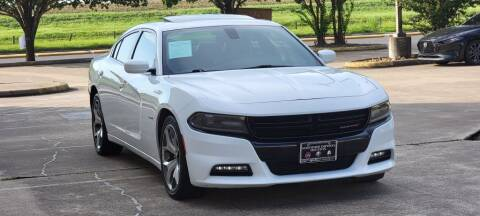 2015 Dodge Charger for sale at America's Auto Financial in Houston TX
