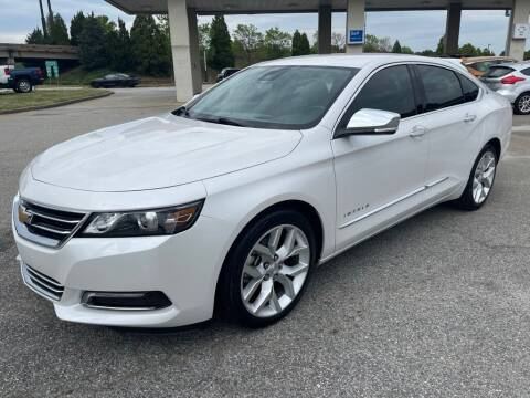 2017 Chevrolet Impala for sale at Modern Automotive in Boiling Springs SC
