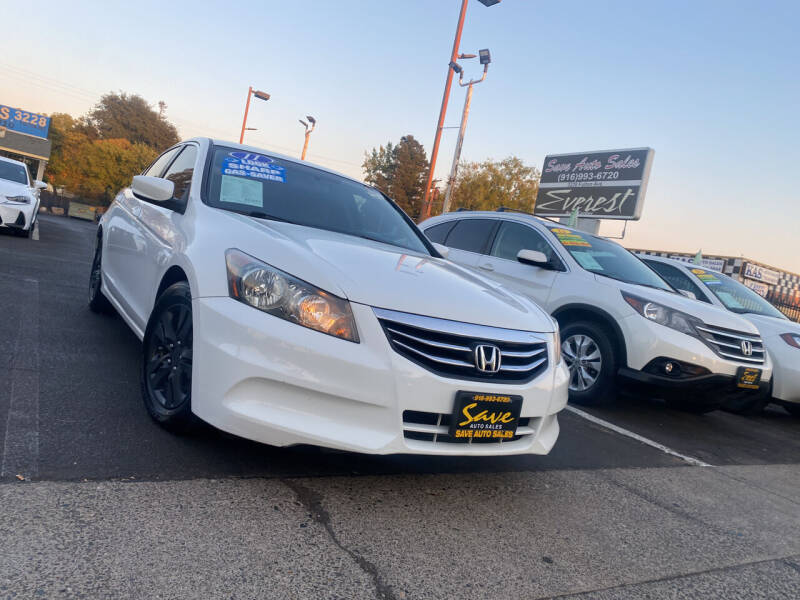 2011 Honda Accord for sale at Save Auto Sales in Sacramento CA