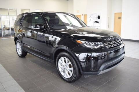 2019 Land Rover Discovery for sale at BMW OF NEWPORT in Middletown RI