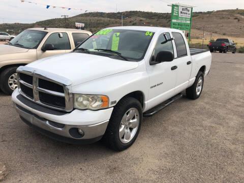 2004 Dodge Ram Pickup 1500 for sale at Hilltop Motors in Globe AZ