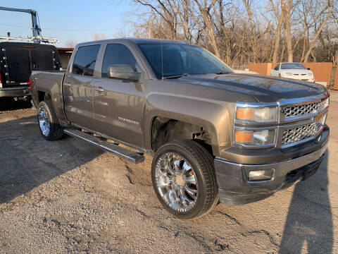 2014 Chevrolet Silverado 1500 for sale at Ol Mac Motors in Topeka KS