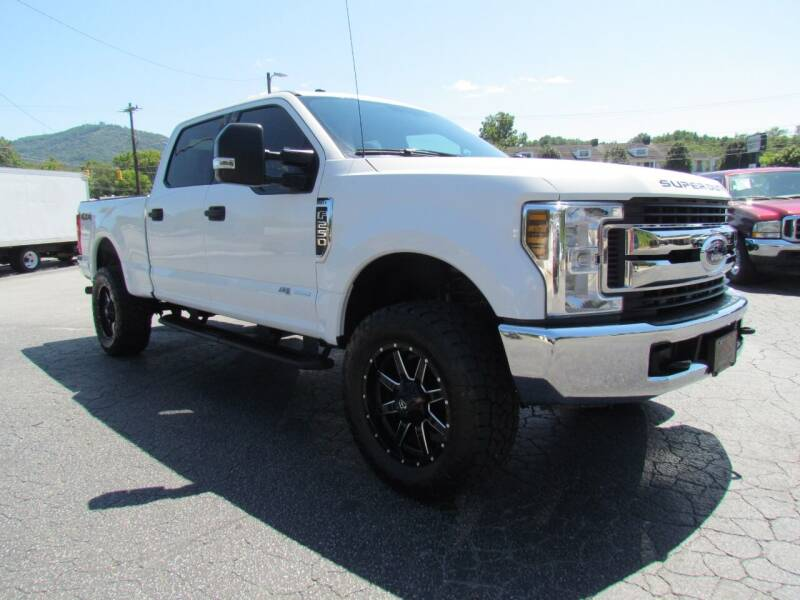 2019 Ford F-250 Super Duty for sale at Hibriten Auto Mart in Lenoir NC