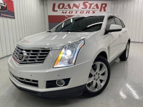 2015 Cadillac SRX for sale at Loan Star Motors in Humble TX