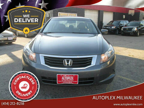 2008 Honda Accord for sale at Autoplex in Milwaukee WI