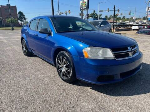 2014 Dodge Avenger for sale at Southwest Sports & Imports in Oklahoma City OK