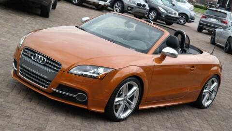 2013 Audi TTS for sale at Cars-KC LLC in Overland Park KS