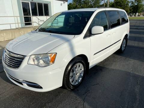 2014 Chrysler Town and Country for sale at Huggins Auto Sales in Ottawa OH