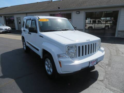 2012 Jeep Liberty for sale at Tri-County Pre-Owned Superstore in Reynoldsburg OH