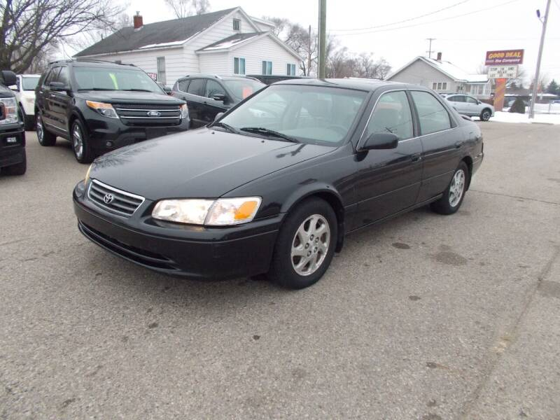 2000 Toyota Camry for sale at Jenison Auto Sales in Jenison MI