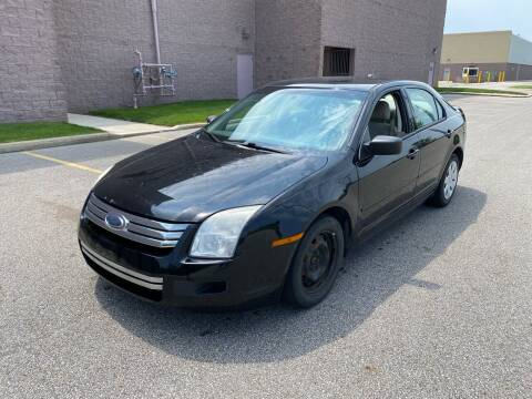 2007 Ford Fusion for sale at JE Autoworks LLC in Willoughby OH