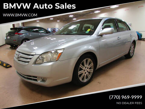 2007 Toyota Avalon for sale at BMVW Auto Sales in Union City GA